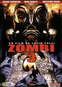 Zombie 3 - Poster / Capa / Cartaz - Oficial 4