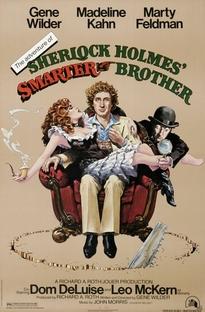 O Irmão mais Esperto de Sherlock Holmes - Poster / Capa / Cartaz - Oficial 1