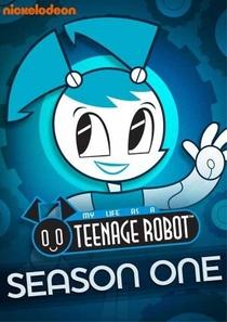 Jenny uma robô adolescente - Poster / Capa / Cartaz - Oficial 1