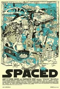Spaced (1ª Temporada) - Poster / Capa / Cartaz - Oficial 7