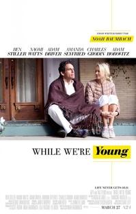 Enquanto Somos Jovens - Poster / Capa / Cartaz - Oficial 1