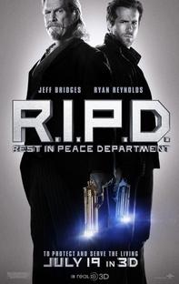 R.I.P.D. - Agentes do Além - Poster / Capa / Cartaz - Oficial 2