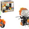 Funko Pop! divulga colecionável de O Motoqueiro Fantasma - Sons of Series