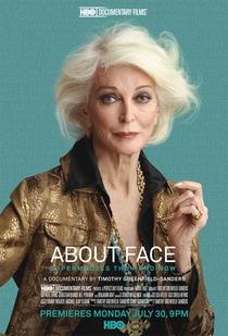 About Face – Supermodelos Antes E Agora - Poster / Capa / Cartaz - Oficial 1