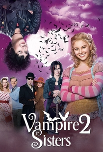 As Irmãs Vampiras 2 - Poster / Capa / Cartaz - Oficial 2