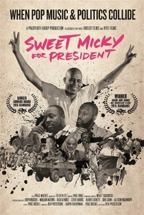Sweet Micky for President  - Poster / Capa / Cartaz - Oficial 1