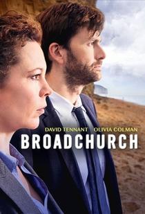 Broadchurch (1ª Temporada) - Poster / Capa / Cartaz - Oficial 1