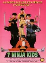 Os 7 Ninjas Kids - Poster / Capa / Cartaz - Oficial 2