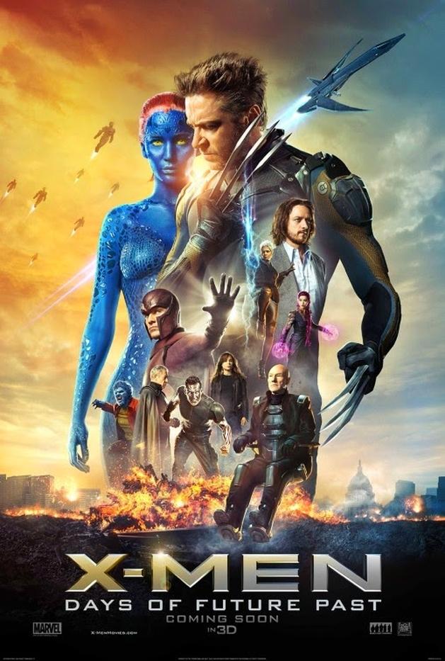 Assista ao espetacular segundo trailer de X-Men Dias de um Futuro Esquecido