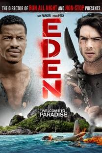 Eden: Lutar ou Morrer - Poster / Capa / Cartaz - Oficial 2