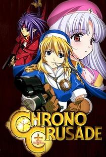 Chrno Crusade - Poster / Capa / Cartaz - Oficial 1