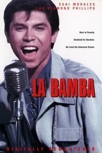 La Bamba - Poster / Capa / Cartaz - Oficial 1