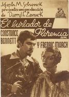 As Aventuras de Cellini (The Affairs of Cellini)