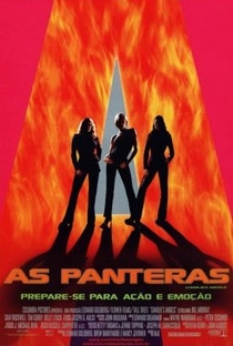 As Panteras - Poster / Capa / Cartaz - Oficial 2