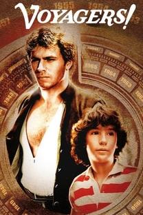 Voyagers - Os Viajantes do Tempo (1ª Temporada) - Poster / Capa / Cartaz - Oficial 3