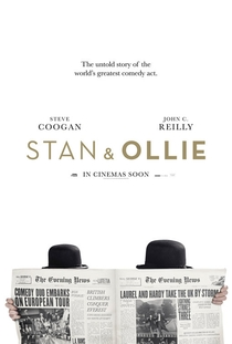 Stan & Ollie - Poster / Capa / Cartaz - Oficial 3