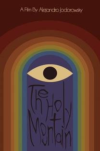 A Montanha Sagrada - Poster / Capa / Cartaz - Oficial 13