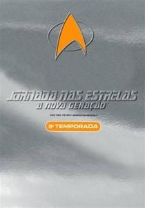 Jornada nas Estrelas: A Nova Geração (5ª Temporada) - Poster / Capa / Cartaz - Oficial 3
