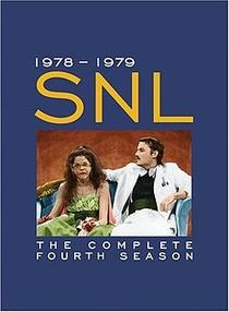 Saturday Night Live (4ª Temporada) - Poster / Capa / Cartaz - Oficial 1
