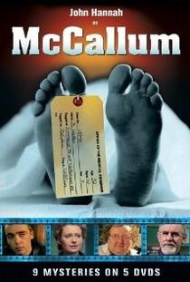 McCallum - Suspeito Número Um - Poster / Capa / Cartaz - Oficial 1