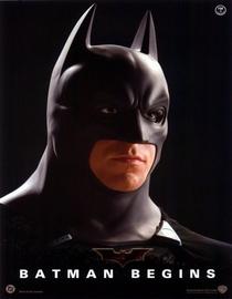 Batman Begins - Poster / Capa / Cartaz - Oficial 10