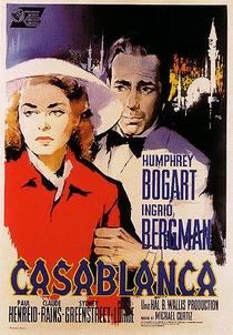 Casablanca - Poster / Capa / Cartaz - Oficial 9