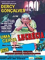 Uma certa Lucrécia - Poster / Capa / Cartaz - Oficial 1