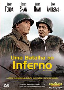 Uma Batalha no Inferno - Poster / Capa / Cartaz - Oficial 2