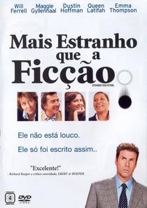 Mais Estranho que a Ficção - Poster / Capa / Cartaz - Oficial 7