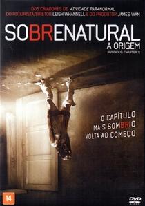 Sobrenatural: A Origem - Poster / Capa / Cartaz - Oficial 8
