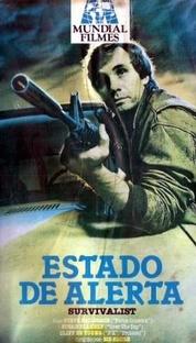 Estado de Alerta - Poster / Capa / Cartaz - Oficial 1