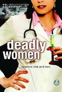 As Verdadeiras Mulheres Assassinas (3ª Temporada) - Poster / Capa / Cartaz - Oficial 3