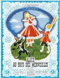 Alice no País as Maravilhas - Poster / Capa / Cartaz - Oficial 1