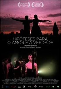 Hipóteses para o Amor e a Verdade - Poster / Capa / Cartaz - Oficial 1