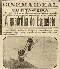 A Quadrilha do Esqueleto - Poster / Capa / Cartaz - Oficial 1