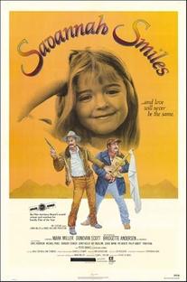 O Sorriso de Savannah - Poster / Capa / Cartaz - Oficial 1