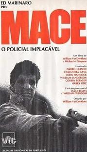 Mace - O Policial Implacável - Poster / Capa / Cartaz - Oficial 1