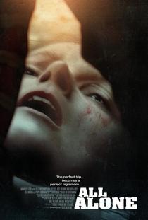 All Alone - Poster / Capa / Cartaz - Oficial 2