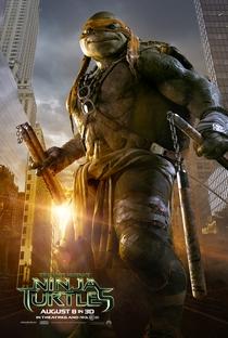As Tartarugas Ninja - Poster / Capa / Cartaz - Oficial 11