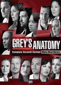 Grey's Anatomy (7ª Temporada) - Poster / Capa / Cartaz - Oficial 1