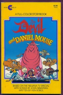 The Devil and Daniel Mouse - Poster / Capa / Cartaz - Oficial 1