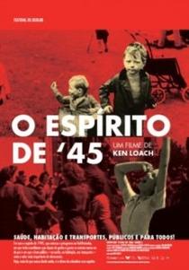 O Espírito de 45 - Poster / Capa / Cartaz - Oficial 4