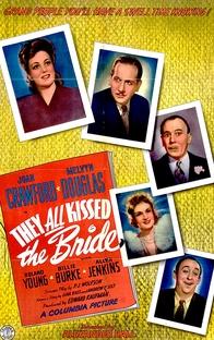 Eles Beijaram a Noiva - Poster / Capa / Cartaz - Oficial 1