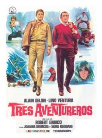 Os Aventureiros - Poster / Capa / Cartaz - Oficial 8