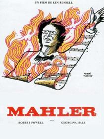 Mahler, Uma Paixão Violenta - Poster / Capa / Cartaz - Oficial 1