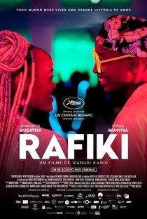 Rafiki - Poster / Capa / Cartaz - Oficial 4