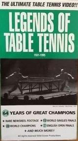 Legends of Table Tennis: 1931-1995 - Poster / Capa / Cartaz - Oficial 2
