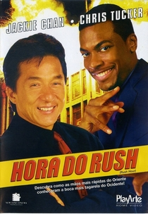 A Hora do Rush - Poster / Capa / Cartaz - Oficial 3