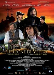 Il Leone di Vetro - Poster / Capa / Cartaz - Oficial 1