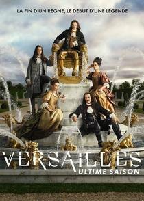 Versailles (3ª Temporada) - Poster / Capa / Cartaz - Oficial 1